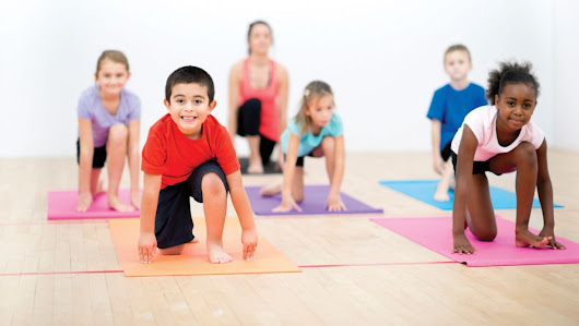 Youth Yoga and Mindfulness
