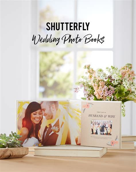 After the Ceremony: Wedding Photo Books with Shutterfly