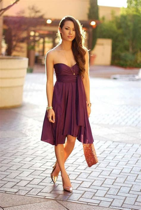What Color Shoes to Wear with Purple Dress?   Jessica