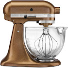 KitchenAid Artisan Design Series KSM155GBQC 5-Quart Mixer - Antique Copper - 325W