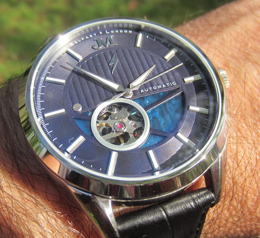 Hands on with the James McCabe Belfast Automatic