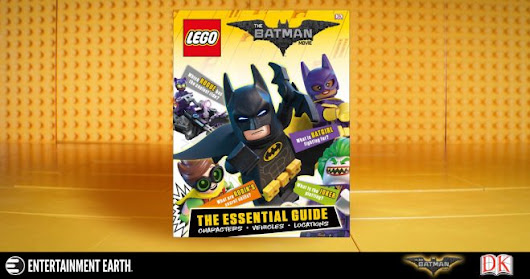 Review: LEGO Batman Fans will Love This Essential Guide