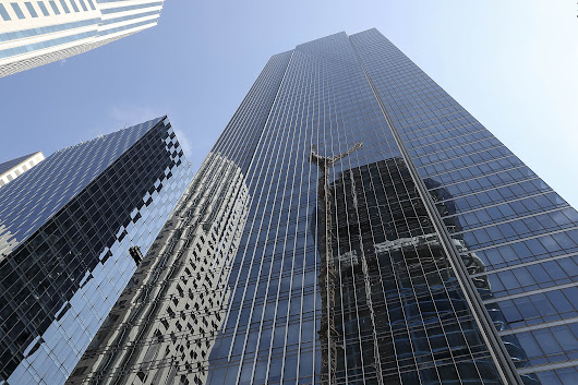 Residents Might Be Stuck Paying for San Francisco's $750 Million Tilting Tower
