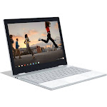 Google Pixelbook 12.3″ Convertible Chromebook - Core i5 7Y57 - 8 GB RAM - 128 GB SSD - Silver