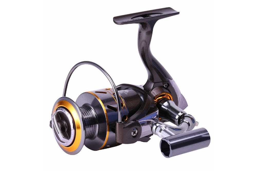 Sougayilang Spinning Fishing Reel Review - Reel Saltwater ...