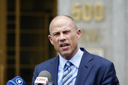"Michael Avenatti is now representing ICE whistleblowers, saying ""we going to blow this wide open"""