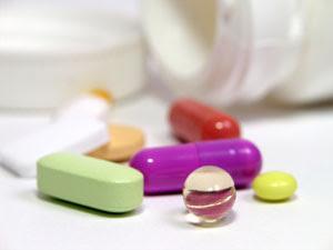 Medications and medication bottle