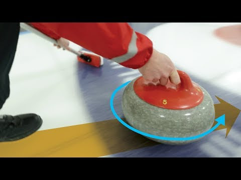 Video: The Controversial Physics of Curling (Smarter Every Day 111)