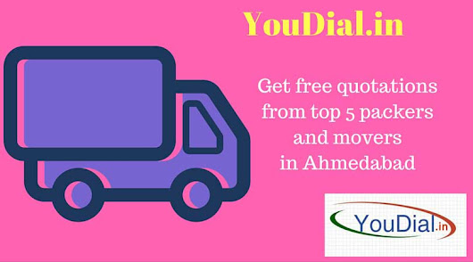 Best 5 top packers and movers in Ahmedabad - YouDial.in