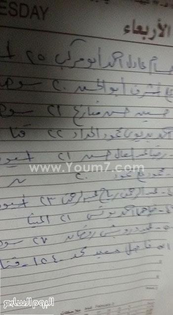 المصابين فى حادث انقلاب قطار ركاب بنى سويف (9)
