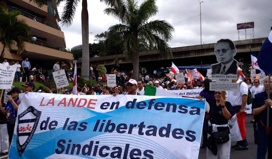 Today's Protest: Government Says It Will Dock Wages | Q Costa Rica
