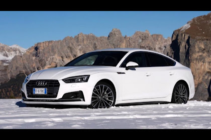 2017 Audi Rs5 Sportback