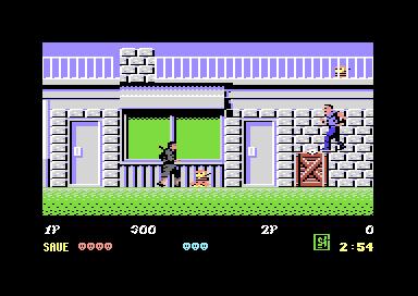 Shinobi - C64 (2)
