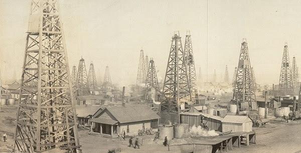 Boom Town Burkburnett American Oil Gas Historical Society