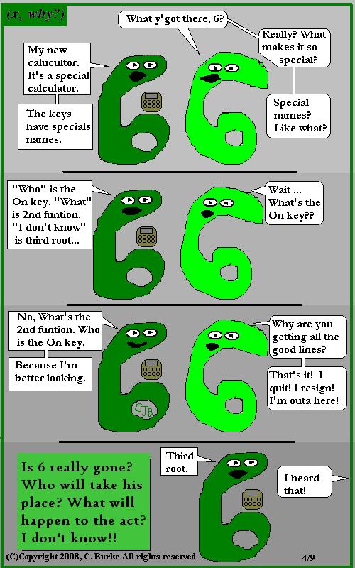 Special Calculator