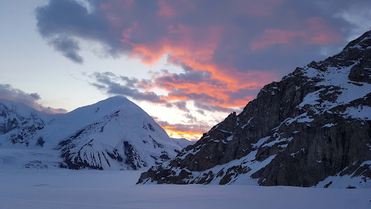 The Bird Blog - Arc'teryx  Emergence in the Alaska Range With Katie Bono