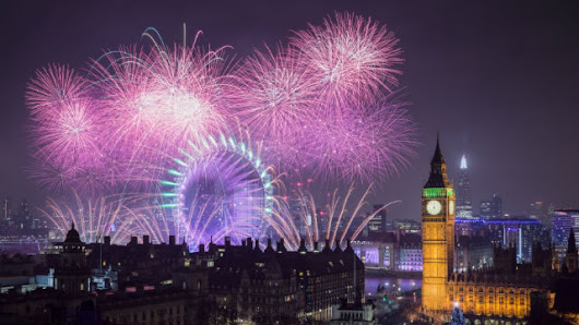 Things to do on New Year's Eve in London 2017