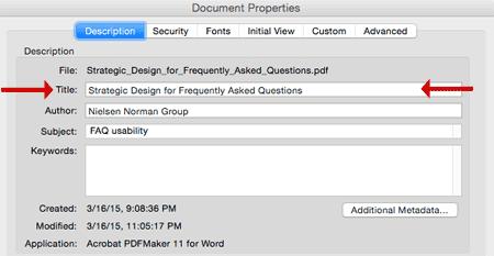 PDF metadata image