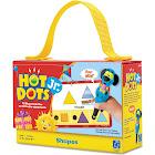 Educational Insights Hot Dots Jr. Cards Set, Shapes