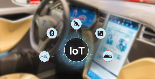 How Automotive Connectivity (IoT )Fueling the Future- Rootinfosol