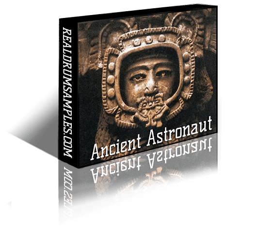 Ancient Astronaut Drums | RealDrumSamples.com