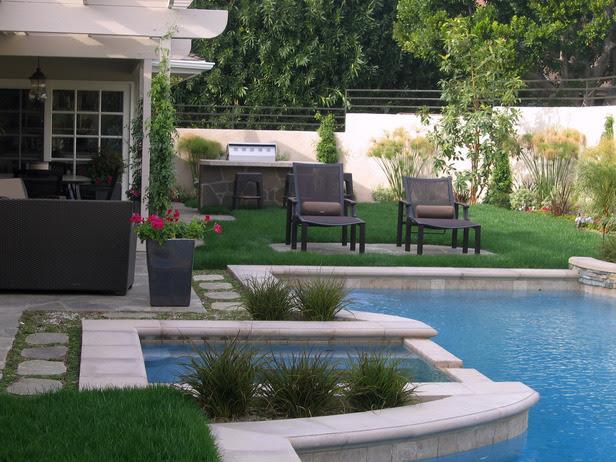 pool entertainment center