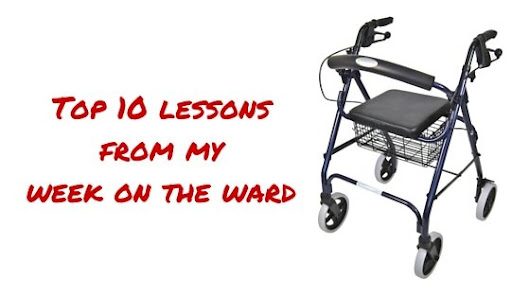 Top 10 lessons from my week on the hospital ward - Soper-Powell.com