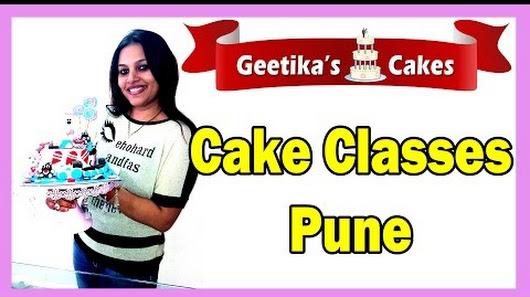 Cake Making Classes In Kothrud Pune : Geetika s Cakes & Chocolates - Google+