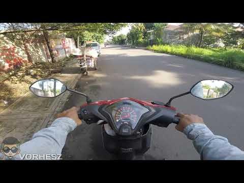 Cara Belajar Motor Matic Tanpa Bisa Sepeda - 08 Belajar Keseimbangan