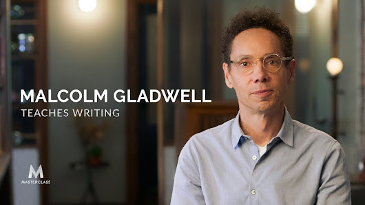 Malcolm Gladwell to Teach His First Online Course: A Master Class on How to Turn Big Ideas into Powerful Stories
