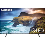 "Samsung - 82"" Class - LED - Q70 Series - 2160p - Smart - 4K UHD TV with HDR"