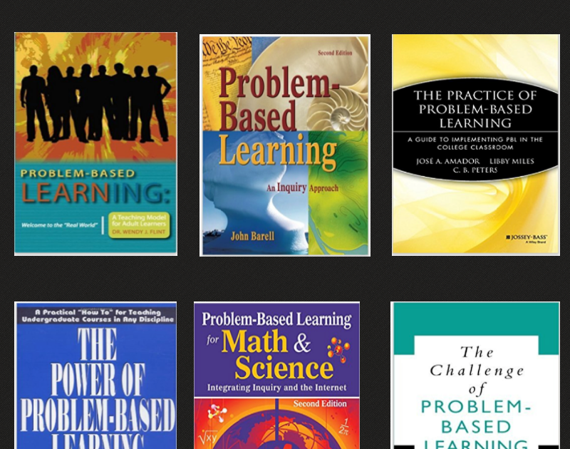 Problem Learning Reads for Teachers and Educators | Educational Technology and Mobile Learning