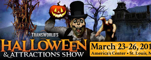 TransWorld's Halloween & Attractions Show Set to Take Over the America's Center this March
