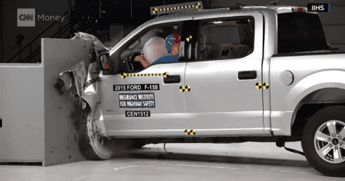 Poor Crash Test Results for All-Aluminum Ford Trucks: More Evidence That Aluminum Horse Trailers Are Unsafe