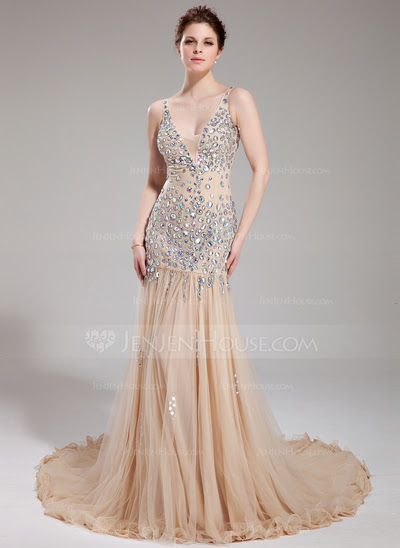 JenJenHouse.com Prom Dress