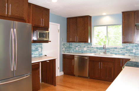 Today 2021 01 11 Stunning Contemporary Cherry Kitchen Cabinets Best Ideas For Us