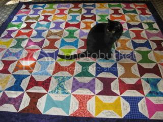 The Providence quilt