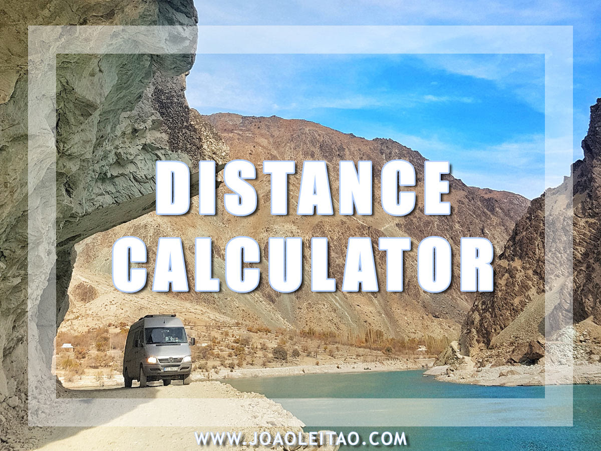 Distance Calculator: Find Travel Distance Between Cities