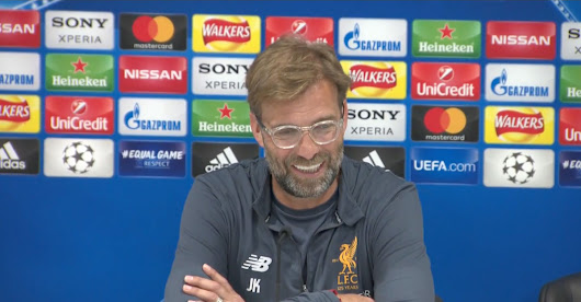 Klopp on Champions League final: 'Madrid are a really good football team but good news - so are we!'