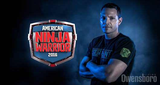 Owensboro's Ninja Warrior Makes TV Cut