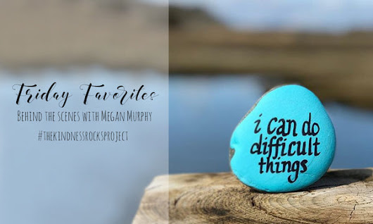 The Kindness Rocks Project | Interview With Megan Murphy