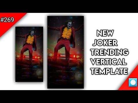 Awesome New Vertical Visualizer |Trending Template#269|Darkroom Tech