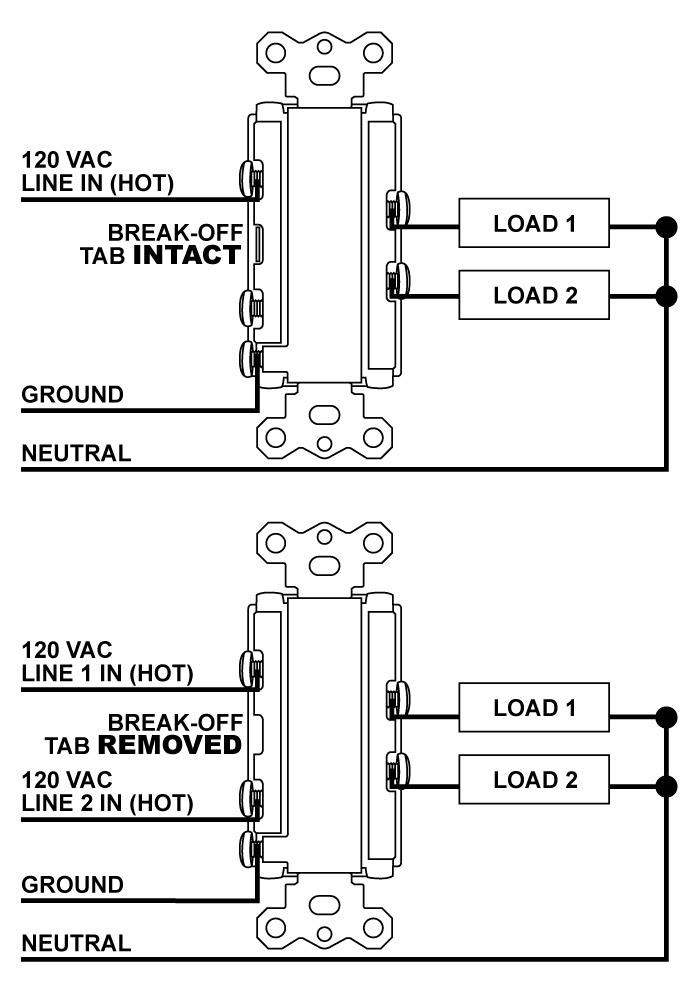 21 Best How To Wire Two Lights To One Switch Diagram