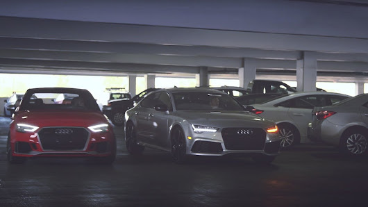"Audi pulls a ""Jingle All The Way"" ad and it's awesome"