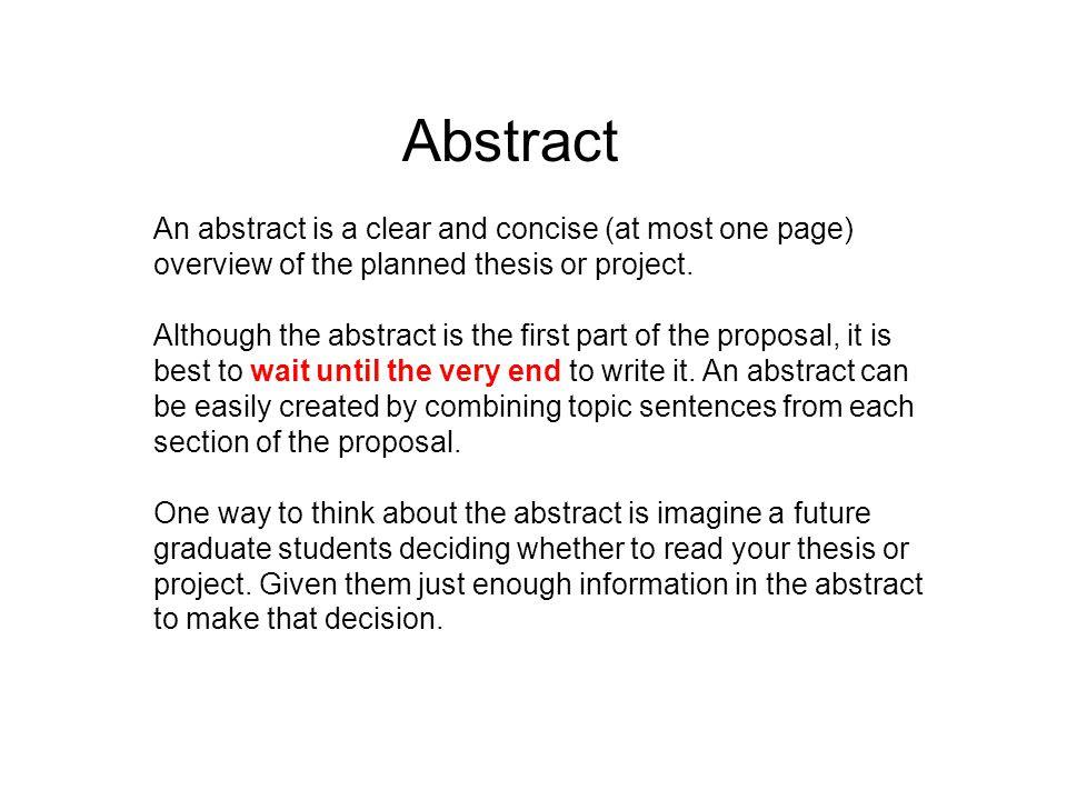 Good dissertation qualitative research