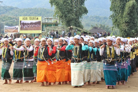 Basar Confluence - Tribes, Community & Traditions in Arunachal Pradesh | Inditales
