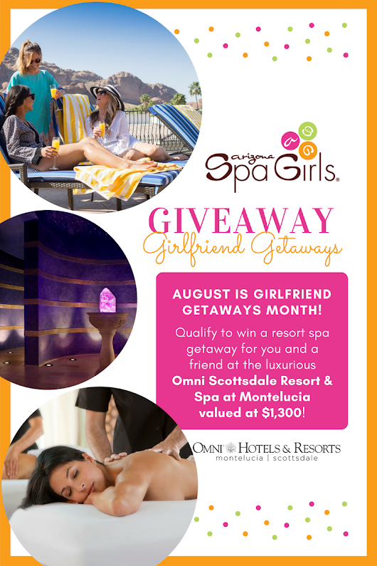 Enter to Win a Luxurious Spa Getaway for Two!