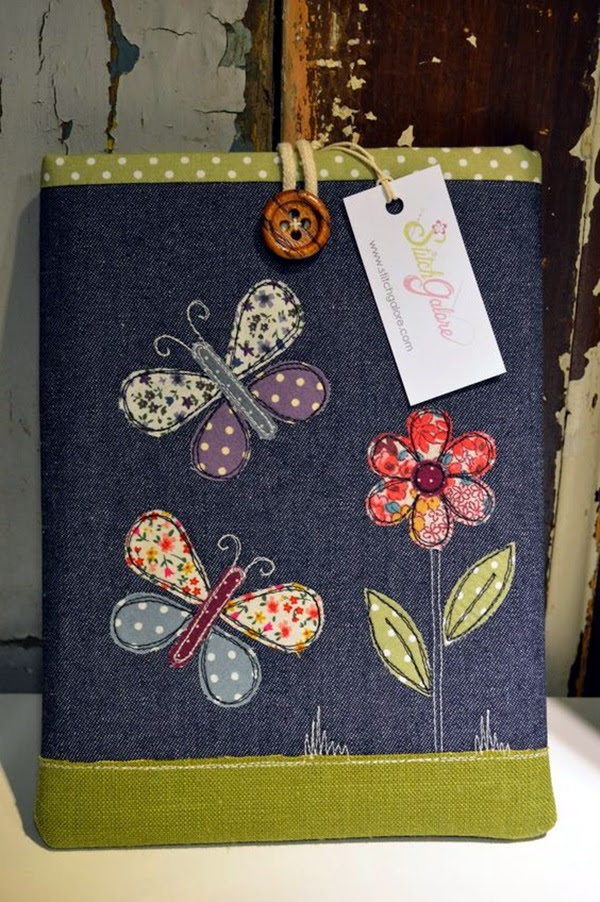 Excellent Applique Embroidery Designs And Patterns (30)