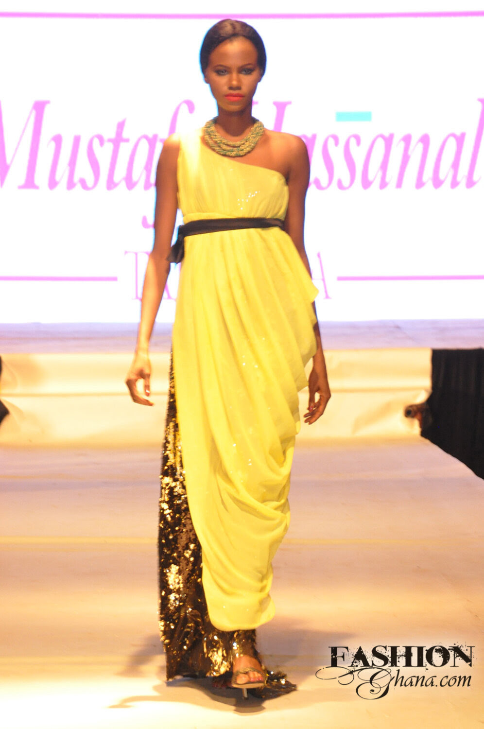 Mustafa Hassanali 7 African Fashion and Design Week 2015