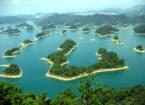Озеро Цяньдаоху в китайській провінції Чжецзян